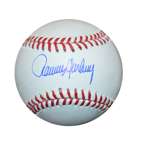 Photo of Ron Darling - Autographed Major League Baseball