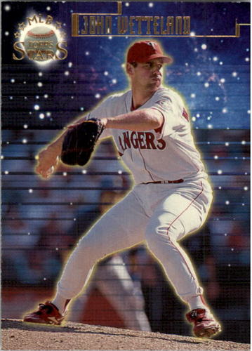 Photo of 1998 Topps Stars Gold #48 John Wetteland