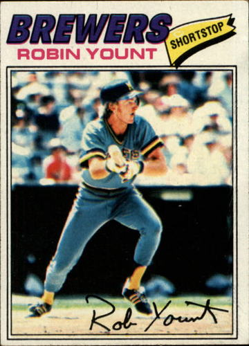 Photo of 1977 Topps #635 Robin Yount