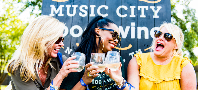MUSIC CITY FOOD + WINE FESTIVAL - PACKAGE 3 of 4