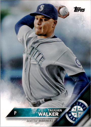 Photo of 2016 Topps #99 Taijuan Walker