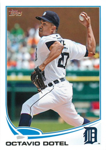 Photo of 2013 Topps #220 Octavio Dotel