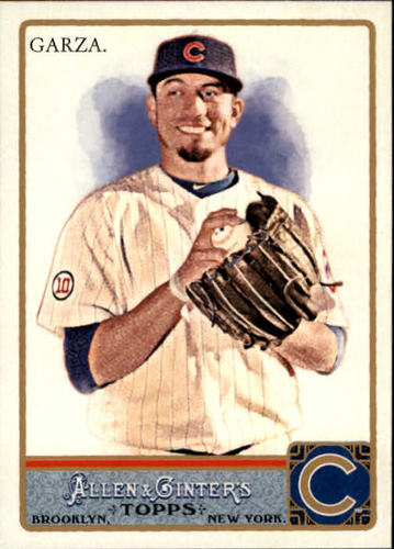 Photo of 2011 Topps Allen and Ginter #138 Matt Garza