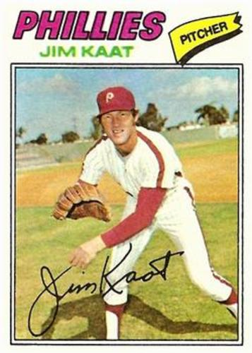 Photo of 1977 Topps #638 Jim Kaat