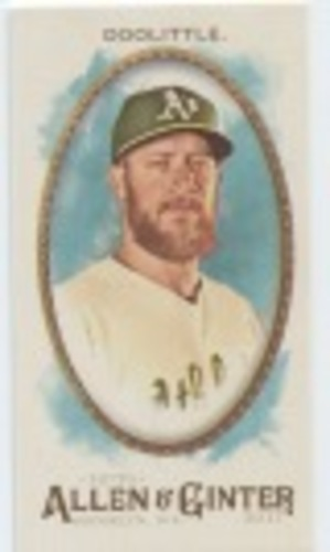 Photo of 2017 Topps Allen and Ginter Mini #153 Sean Doolittle