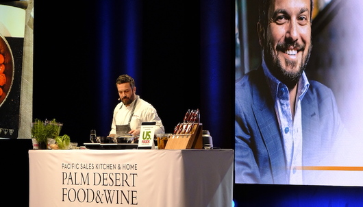 PALM DESERT FOOD & WINE EXPERIENCE - PACKAGE 1 OF 3