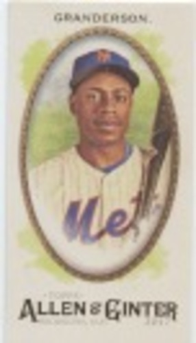 Photo of 2017 Topps Allen and Ginter Mini #199 Curtis Granderson