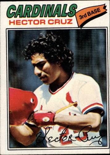 Photo of 1977 Topps #624 Hector Cruz