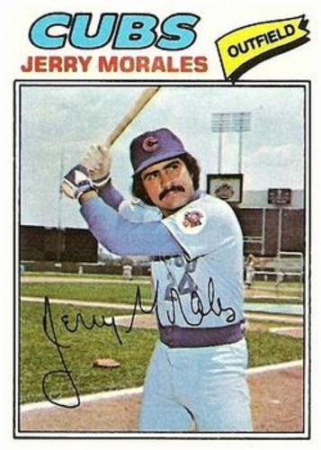 Photo of 1977 Topps #639 Jerry Morales