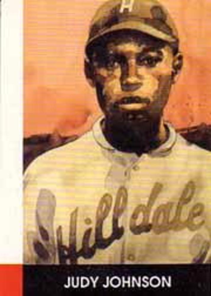 1990 Negro League Stars #18 Judy Johnson