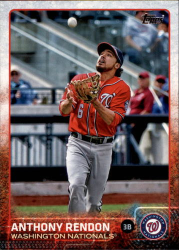 Photo of 2015 Topps #251 Anthony Rendon