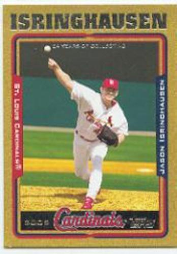Photo of 2005 Topps Gold #126 Jason Isringhausen