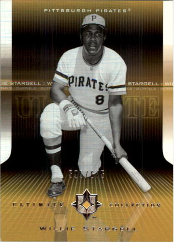 Photo of 2004 Ultimate Collection #41 Willie Stargell