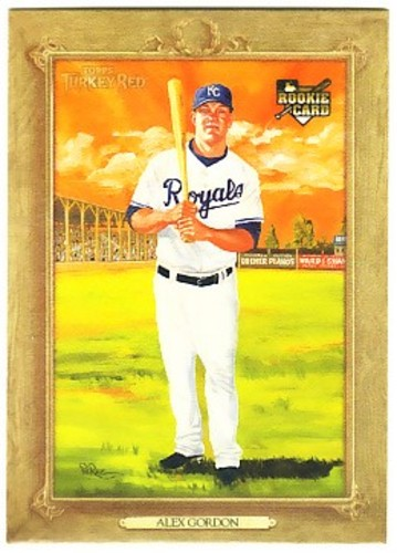 Photo of 2007 Topps Turkey Red #29 Alex Gordon RC