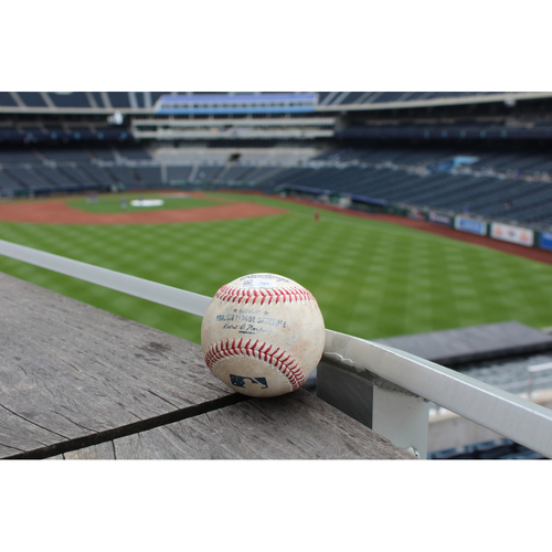 Photo of Game-Used Baseball: Albert Pujols Single (4/14/17 LAA @ KC)