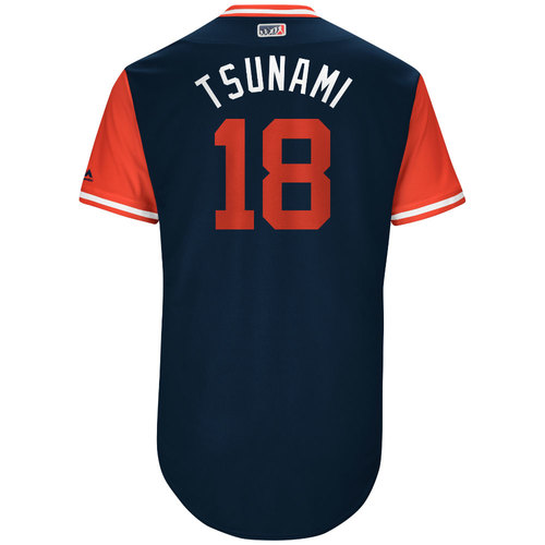 """Photo of Carlos """"Tsunami"""" Martinez St. Louis Cardinals Game-Used Players Weekend Jersey"""