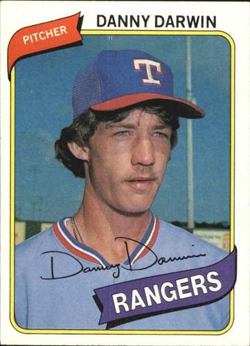 Photo of 1980 Topps #498 Danny Darwin