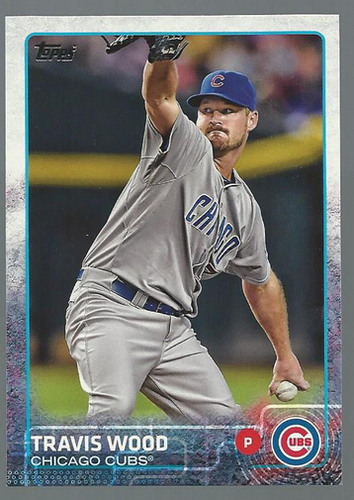 Photo of 2015 Topps #252 Travis Wood