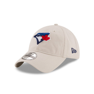 Core Classic Stone Adjustable Cap Natural by New Era