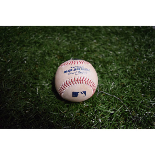 Photo of Game-Used Baseball: Corey Dickerson Single off Chris Tillman