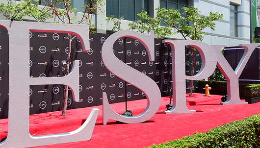 2019 ESPY® AWARDS WITH RED CARPET ACCESS - PACKAGE 2 OF 3