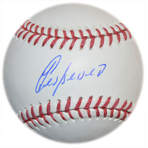 Yoenis Cespedes - Autographed Major League Baseball