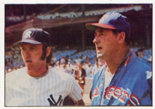 Photo of 1975 SSPC 42 #28 Sparky Lyle and/Ted Williams