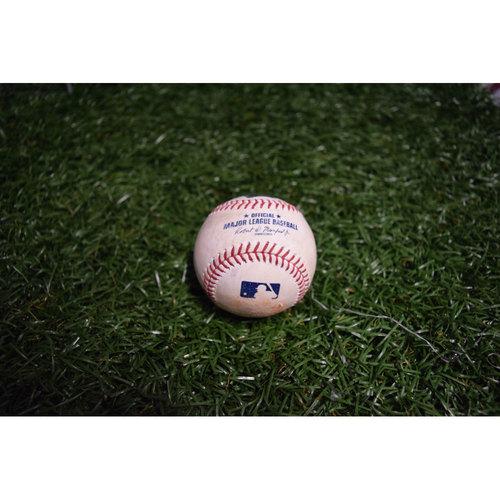 Photo of Game-Used Baseball: Steven Souza Jr. Single off Chris Tillman