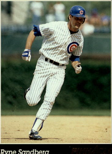 Photo of 1993 Pinnacle #15 Ryne Sandberg