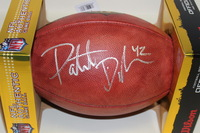 NFL - FALCONS PATRICK DIMARCO SIGNED AUTHENTIC FOOTBALL