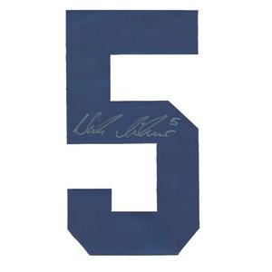 Nicklas Lidstrom Autographed 2006 Team Sweden Autographed Jersey Number