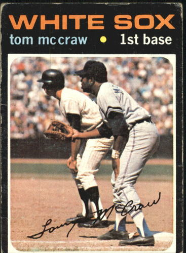 Photo of 1971 Topps #373 Tom McCraw