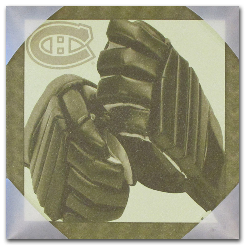 Montreal Canadiens 14X14 Canvas Display