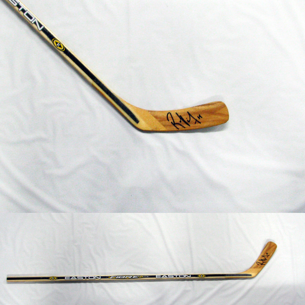 RAFFI TORRES Signed Easton Stick - San Jose Sharks