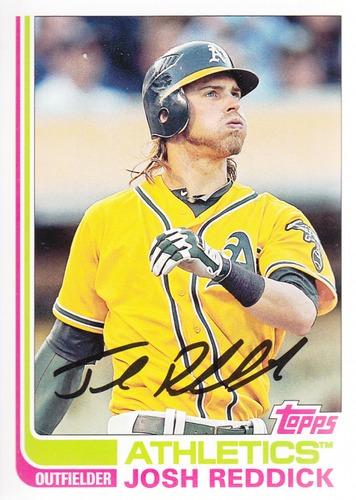 Photo of 2013 Topps Archives #56 Josh Reddick -- Astros post-season