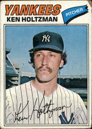 Photo of 1977 Topps #625 Ken Holtzman