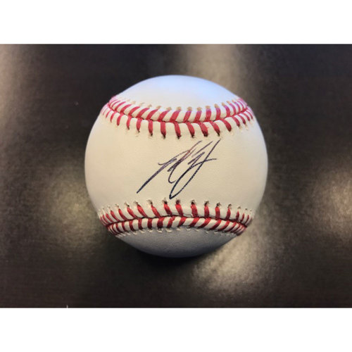 Giants Community Fund: Madison Bumgarner Autographed Baseball
