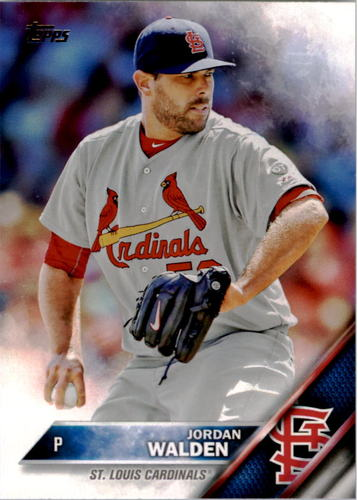 Photo of 2016 Topps #106 Jordan Walden