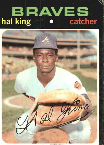 Photo of 1971 Topps #88 Hal King