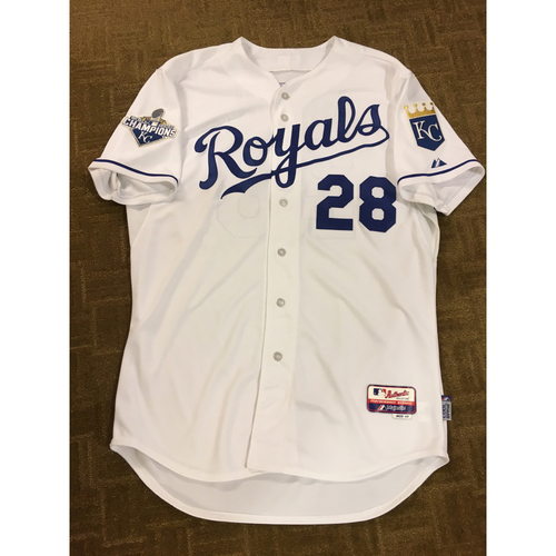 Photo of Royals Charities Auction: Pedro Grifol #28 Appearance Jersey