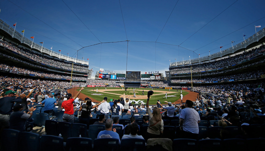 NEW YORK YANKEES GAME: 8/31 VS. OAKLAND (2 DELTA SKY360° SUITE TICKETS + PARKING)