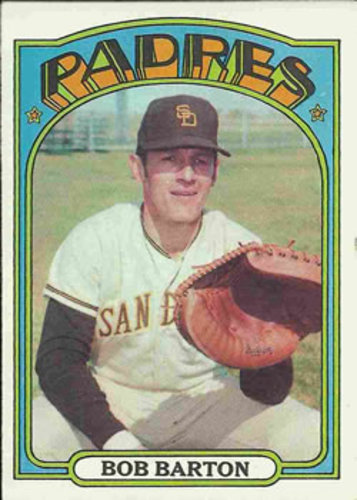 Photo of 1972 Topps #39 Bob Barton