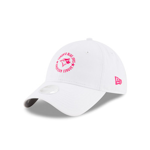 Women's Team Ace White Cap by New Era