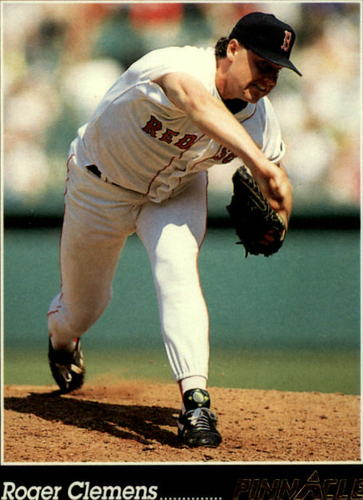 Photo of 1993 Pinnacle #25 Roger Clemens