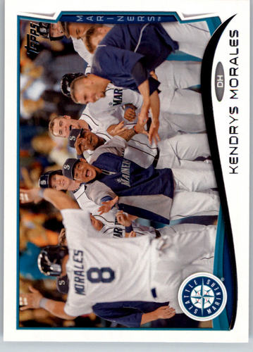 Photo of 2014 Topps #156 Kendrys Morales