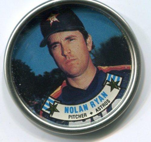 Photo of 1988 Topps Coins #50 Nolan Ryan