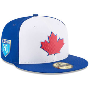 Toronto Blue Jays Authentic Collection 2018 Spring Training Navy Diamond Era Cap by New Era