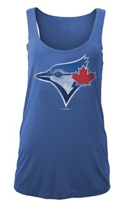 Toronto Blue Jays Women's Faded Logo Tank by 5th & Ocean