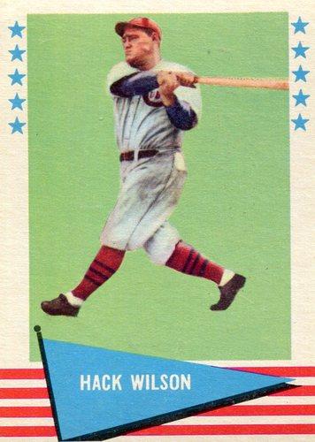 Photo of 1961 Fleer #87 Hack Wilson