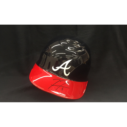 Photo of Braves Charity Auction - Freddie Freeman Autographed Helmet
